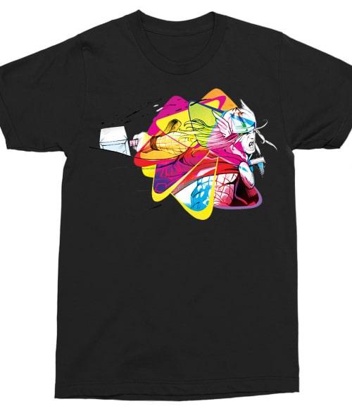 Thor popart Póló - Ha Thor rajongó ezeket a pólókat tuti imádni fogod!