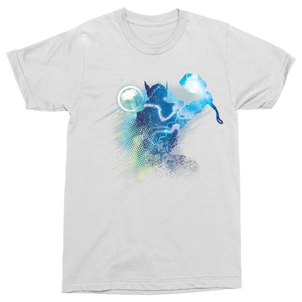 Thor watercolor Póló - Ha Thor rajongó ezeket a pólókat tuti imádni fogod!
