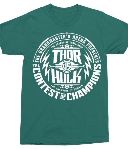 The champion of Sakaar Póló - Ha Thor rajongó ezeket a pólókat tuti imádni fogod!