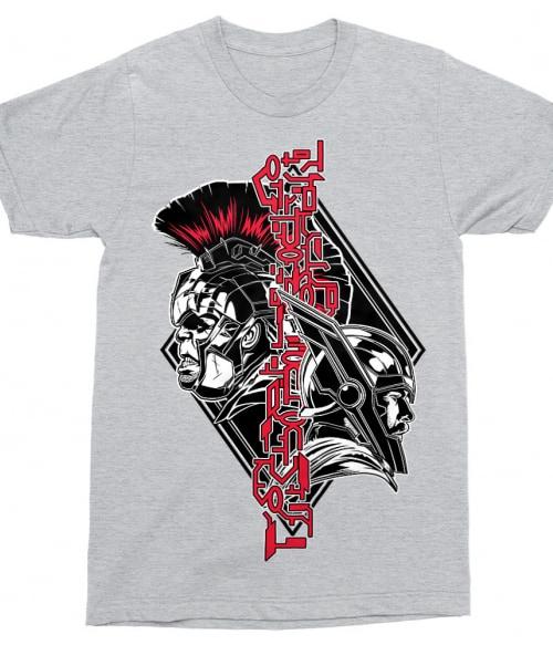Thor and Hulk Póló - Ha Thor rajongó ezeket a pólókat tuti imádni fogod!