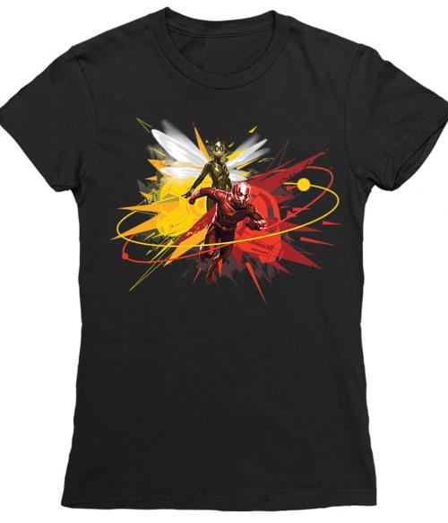 Antman action Póló - Ha Antman rajongó ezeket a pólókat tuti imádni fogod!