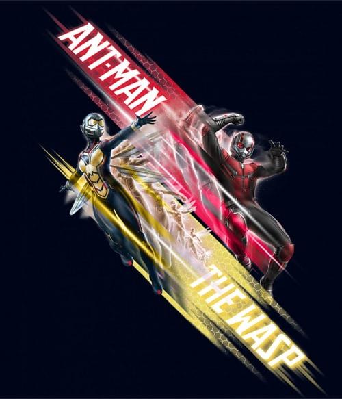 Antman and Wasp Póló - Ha Antman rajongó ezeket a pólókat tuti imádni fogod!