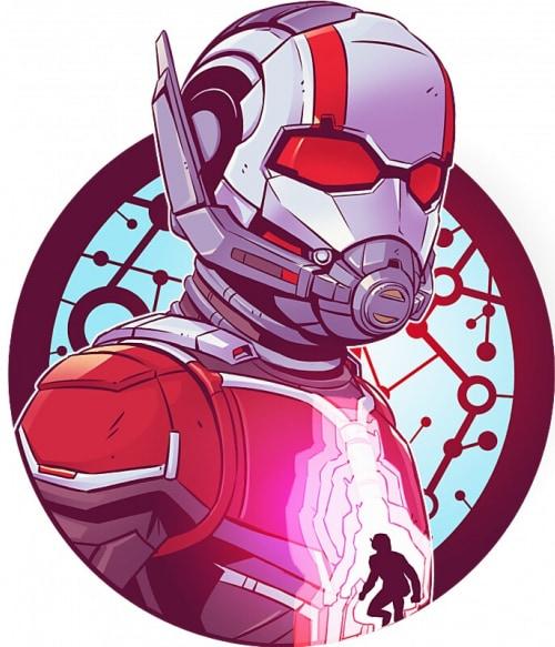 Antman badge Póló - Ha Antman rajongó ezeket a pólókat tuti imádni fogod!
