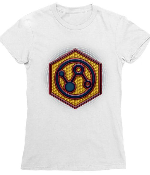 Antman logo Póló - Ha Antman rajongó ezeket a pólókat tuti imádni fogod!