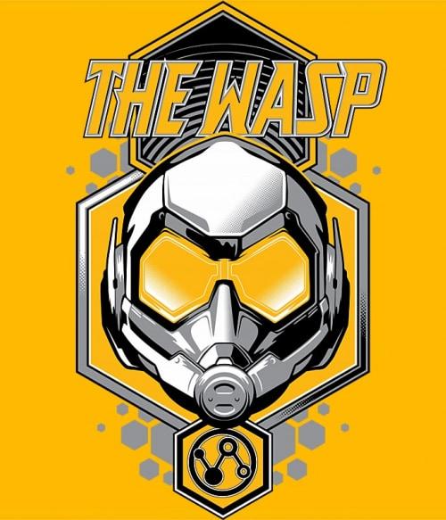 The Wasp head Póló - Ha Antman rajongó ezeket a pólókat tuti imádni fogod!