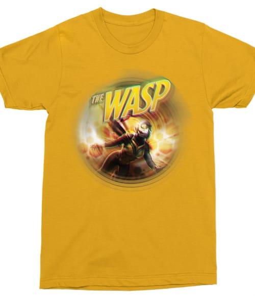 Wasp circle Póló - Ha Antman rajongó ezeket a pólókat tuti imádni fogod!
