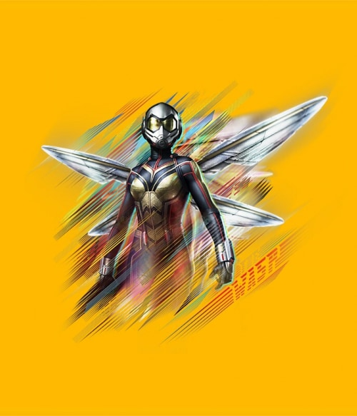 Wasp colors Póló - Ha Antman rajongó ezeket a pólókat tuti imádni fogod!