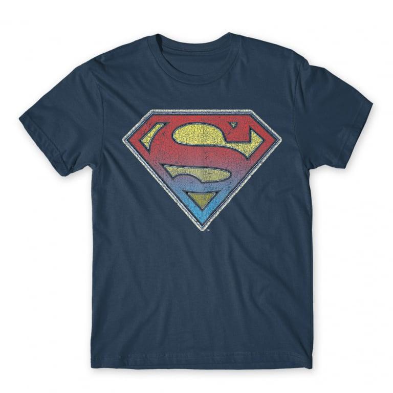 caf0195b97 Superman gradient logo Póló - Superman