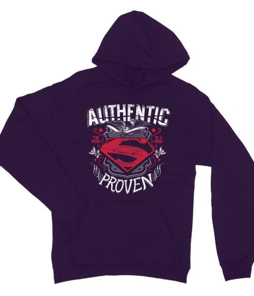 The mark of a hero Póló - Ha Superman rajongó ezeket a pólókat tuti imádni fogod!