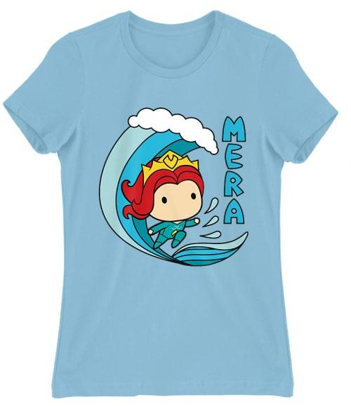 Mera Chibi Póló - Ha Aquaman rajongó ezeket a pólókat tuti imádni fogod!