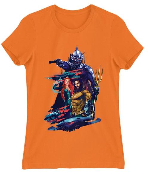 Aquaman Team Póló - Ha Aquaman rajongó ezeket a pólókat tuti imádni fogod!