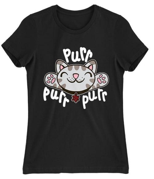 Purr Purr Kitty Póló - Ha The Big Bang Theory rajongó ezeket a pólókat tuti imádni fogod!