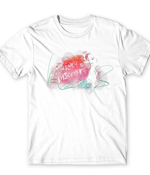 Journey to Discovery Póló - Ha Aquaman rajongó ezeket a pólókat tuti imádni fogod!