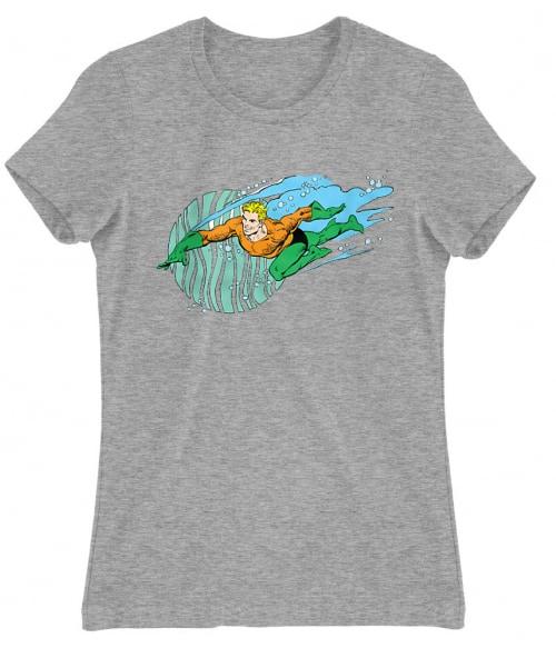 Swimming Aquaman Póló - Ha Aquaman rajongó ezeket a pólókat tuti imádni fogod!