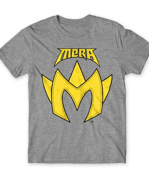 Mera Logo Póló - Ha Aquaman rajongó ezeket a pólókat tuti imádni fogod!