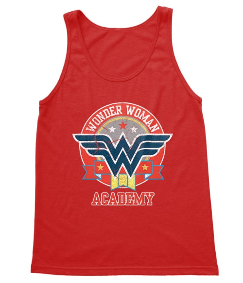 Wonder Woman Academy Póló - Ha Wonder Woman rajongó ezeket a pólókat tuti imádni fogod!