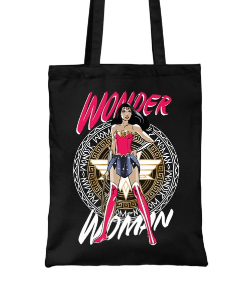 Wonder Woman cartoon Póló - Ha Wonder Woman rajongó ezeket a pólókat tuti imádni fogod!