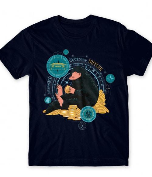 Niffler Póló - Ha Fantastic Beasts: The Crimes of Grindelwald rajongó ezeket a pólókat tuti imádni fogod!