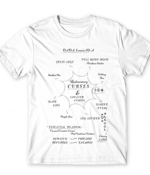 Dada: Lesson 03-1 Póló - Ha Fantastic Beasts: The Crimes of Grindelwald rajongó ezeket a pólókat tuti imádni fogod!