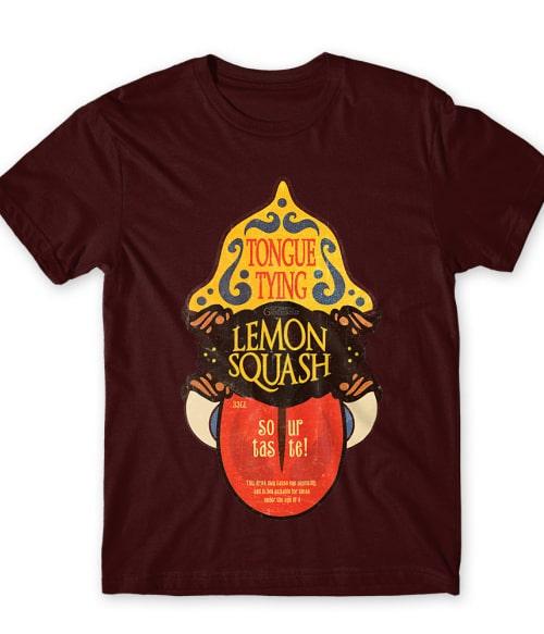 Lemon Squash Póló - Ha Fantastic Beasts: The Crimes of Grindelwald rajongó ezeket a pólókat tuti imádni fogod!