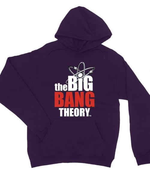 The Big Bang Theory Logo Póló - Ha The Big Bang Theory rajongó ezeket a pólókat tuti imádni fogod!