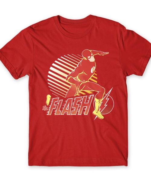 The Flash Póló - Ha Flash rajongó ezeket a pólókat tuti imádni fogod!