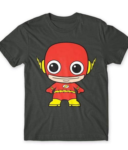 Flash Chibi Póló - Ha Flash rajongó ezeket a pólókat tuti imádni fogod!