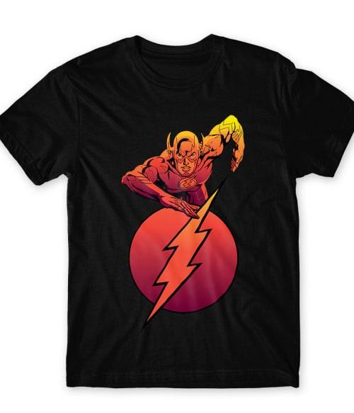 Running Flash Póló - Ha Flash rajongó ezeket a pólókat tuti imádni fogod!
