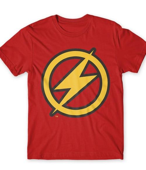 Kid Flash Logo Póló - Ha Flash rajongó ezeket a pólókat tuti imádni fogod!