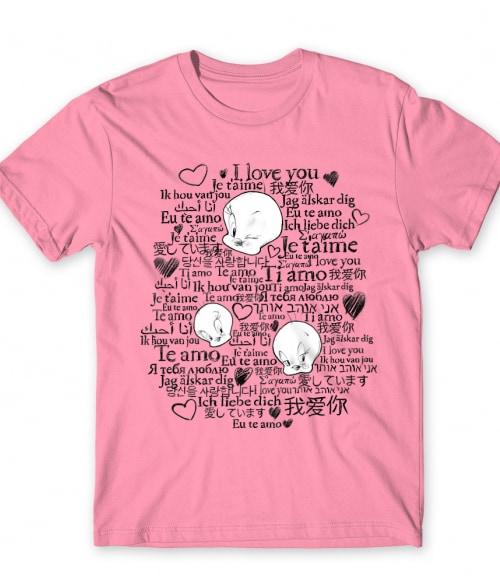 I love You Tweety Póló - Ha Looney Tunes rajongó ezeket a pólókat tuti imádni fogod!