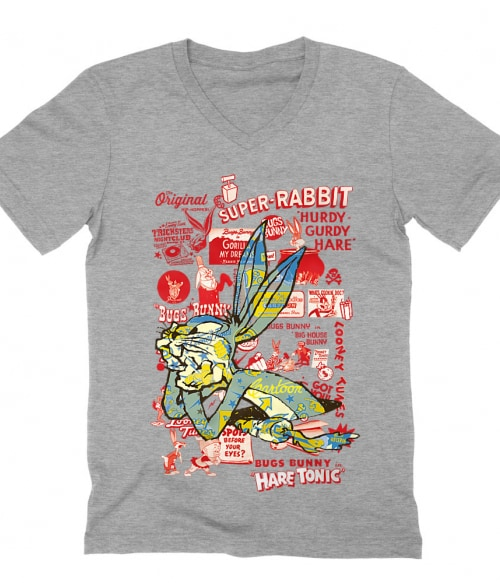 The Original Hip-Hopper Póló - Ha Looney Tunes rajongó ezeket a pólókat tuti imádni fogod!