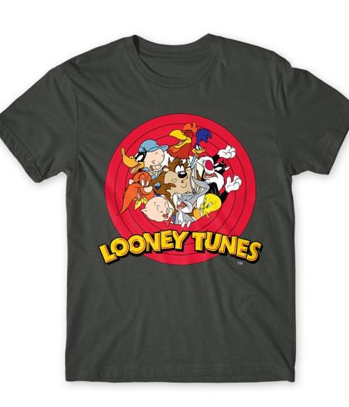 Looney Tunes Logo Póló - Ha Looney Tunes rajongó ezeket a pólókat tuti imádni fogod!