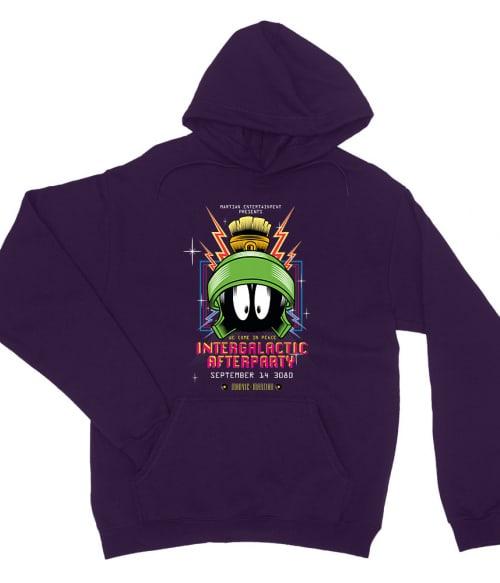 Intergalactic Afterparty Póló - Ha Looney Tunes rajongó ezeket a pólókat tuti imádni fogod!