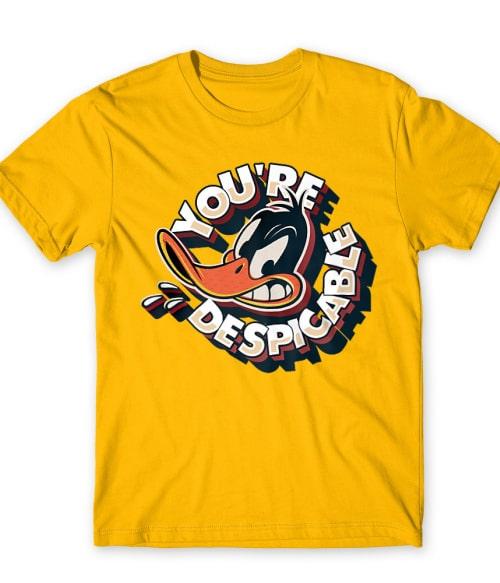 You're Despicable Póló - Ha Looney Tunes rajongó ezeket a pólókat tuti imádni fogod!