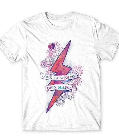 Love mark Póló - Ha Harry Potter rajongó ezeket a pólókat tuti imádni fogod!