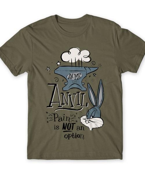 Anvil Póló - Ha Looney Tunes rajongó ezeket a pólókat tuti imádni fogod!