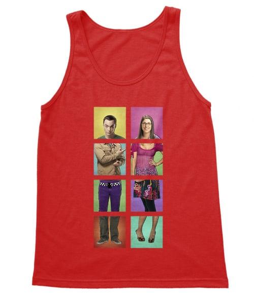 Sheldon and Amy Póló - Ha The Big Bang Theory rajongó ezeket a pólókat tuti imádni fogod!