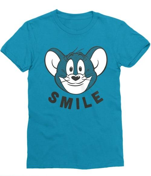 Jerry smile Póló - Ha Tom and Jerry rajongó ezeket a pólókat tuti imádni fogod!