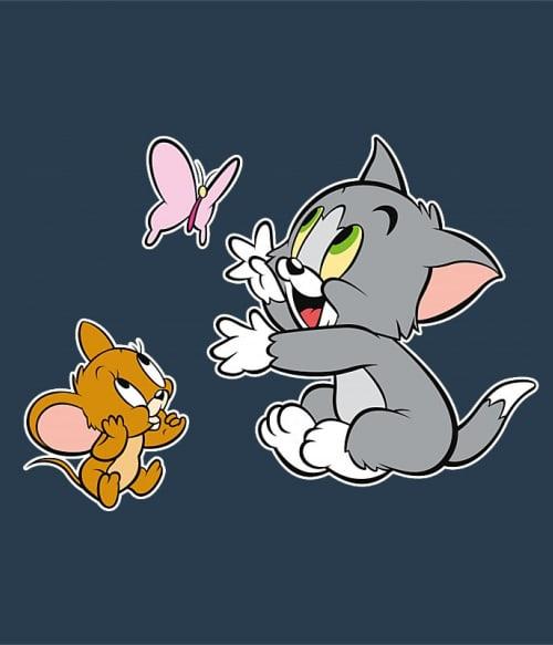 Baby Tom and Jerry Póló - Ha Tom and Jerry rajongó ezeket a pólókat tuti imádni fogod!