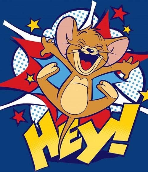 Hey Jerry Póló - Ha Tom and Jerry rajongó ezeket a pólókat tuti imádni fogod!