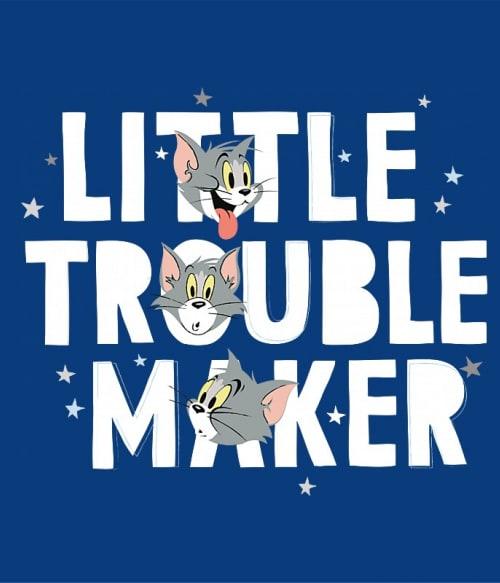 Little troublemaker Póló - Ha Tom and Jerry rajongó ezeket a pólókat tuti imádni fogod!