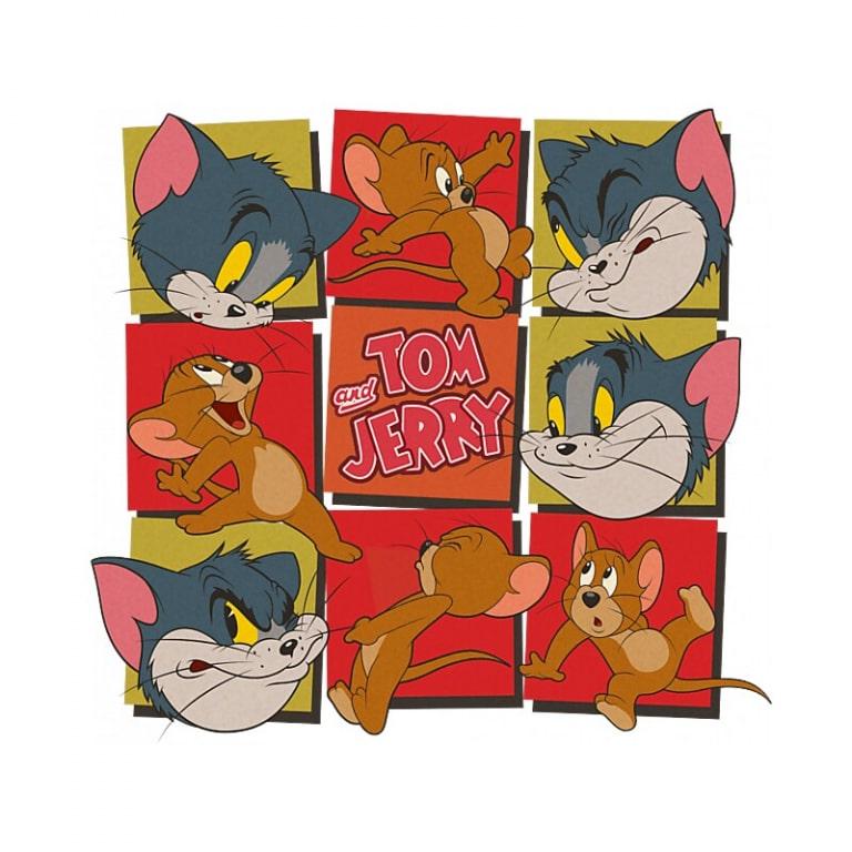 Tom and Jerry retro Póló - Ha Tom and Jerry rajongó ezeket a pólókat tuti imádni fogod!