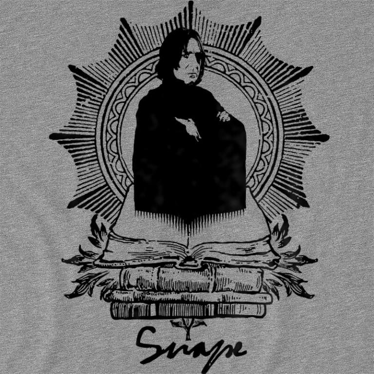 Snape Póló - Ha Harry Potter rajongó ezeket a pólókat tuti imádni fogod!