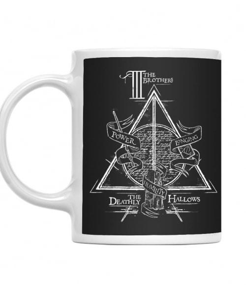 The three brothers Póló - Ha Harry Potter rajongó ezeket a pólókat tuti imádni fogod!