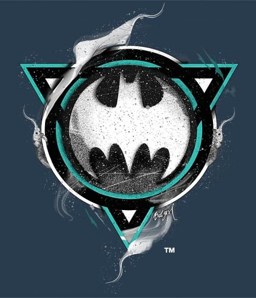 Batman triangle Póló - Ha Batman rajongó ezeket a pólókat tuti imádni fogod!