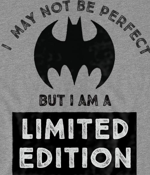 Batman - I am limited edition Póló - Ha Batman rajongó ezeket a pólókat  tuti imádni 82823cc32f