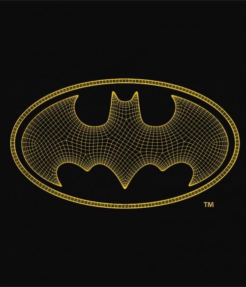 Batman web logo Póló - Ha Batman rajongó ezeket a pólókat tuti imádni fogod!