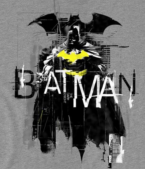 Batman grunge Póló - Ha Batman rajongó ezeket a pólókat tuti imádni fogod!