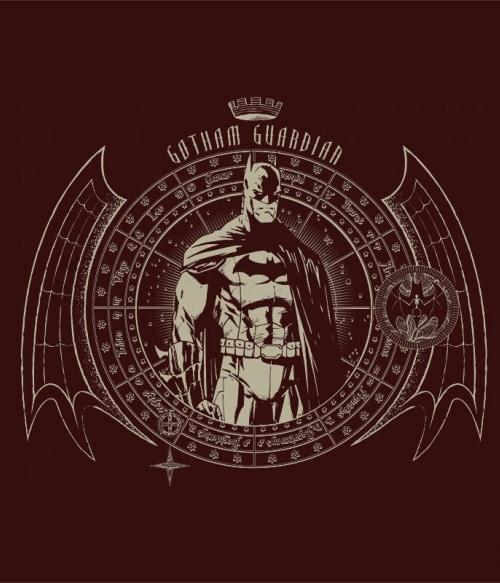 Gotham guardian Póló - Ha Batman rajongó ezeket a pólókat tuti imádni fogod!