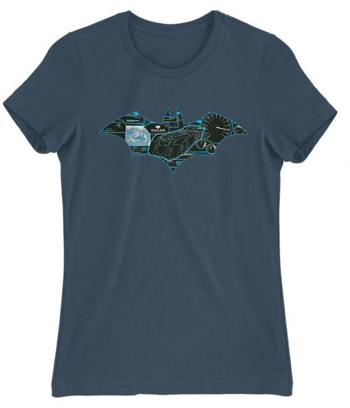 Batman digital logo Póló - Ha Batman rajongó ezeket a pólókat tuti imádni fogod!